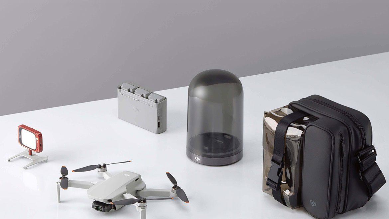 Drones.bg Дрон DJI Mini 2 Fly More Combo