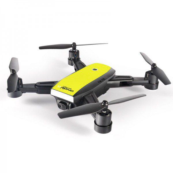 Drones.bg Дрон LH-X28G-WF1080 с GPS и Куфарче и Две Батерии