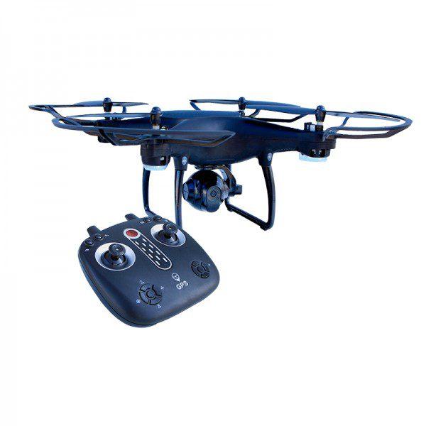 Drones.bg Дрон Lead Honor X25 с GPS и Две Батерии