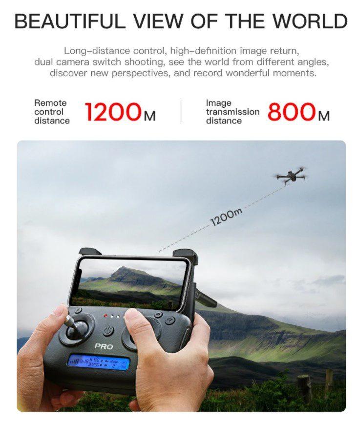 Drones.bg Дрон  SG906 PRO 2