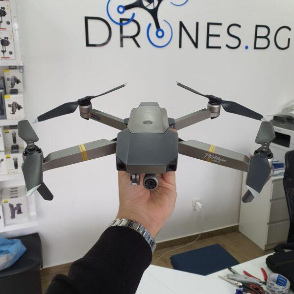 Drones.bg DJI Mavic Pro Platinum Fly More Combo