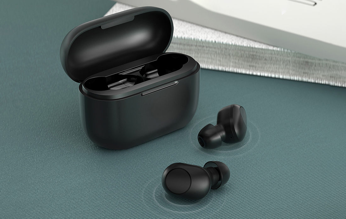 Безжични слушалки Haylou GT5 TWS, Bluetooth 5.0