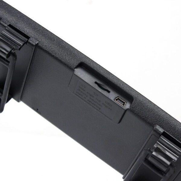 Видеорегистратор тип огледало за кола FullHD 3инча