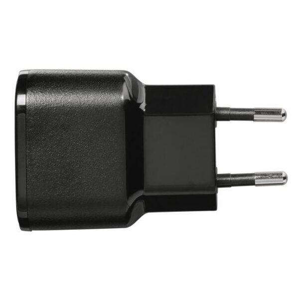 Зарядно 220V HAMA 121979, 1A, Черен