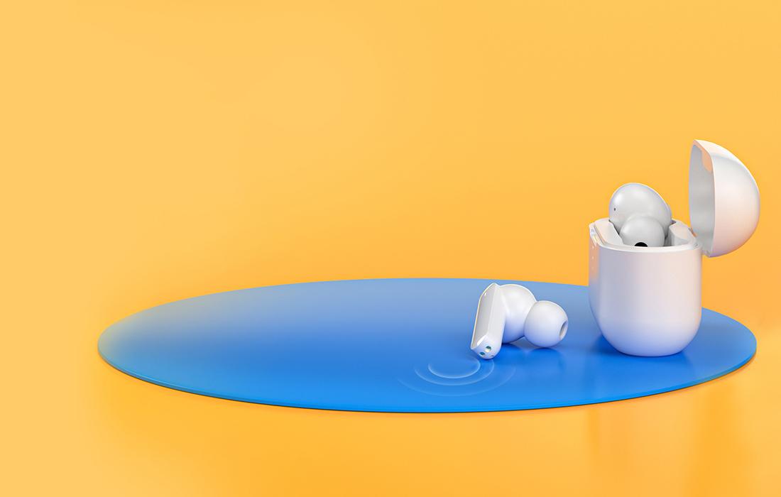 Безжични слушалки QCY T10, TWS