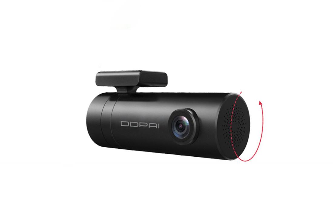 Видеорегистратор DDPAI Mini Full HD 1080p/30fps