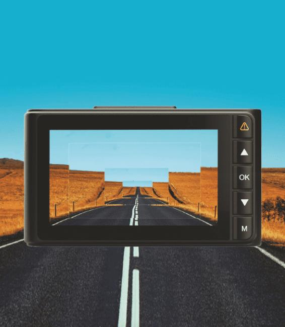 Видеорегистратор за кола с задна камера Xblitz S10 DUO