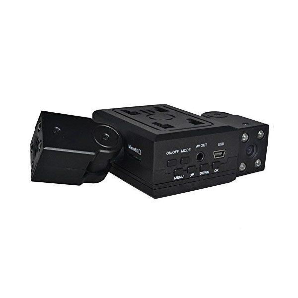 Видеорегистратор за кола с 2 камери HD