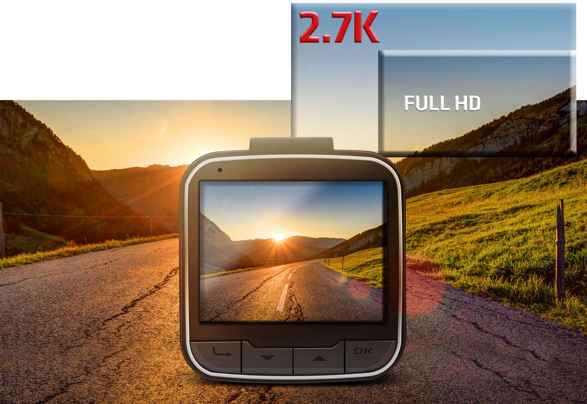 Видеорегистратор за кола Xblitz GO 2
