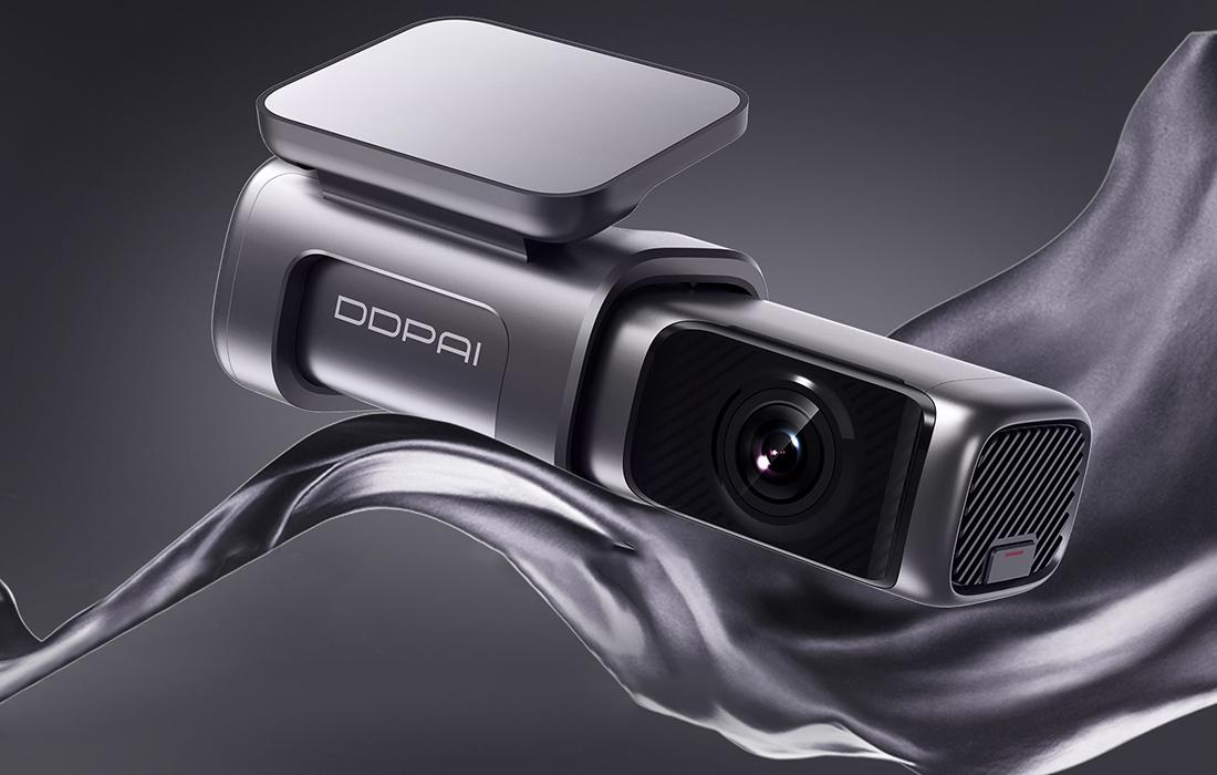 Видеорегистратор DDPAI Mini 5 GPS 64GB UHD 4K/30fps WIFI