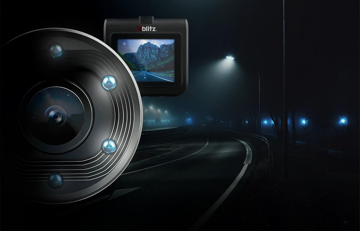 Видеорегистратор за кола Xblitz Z4