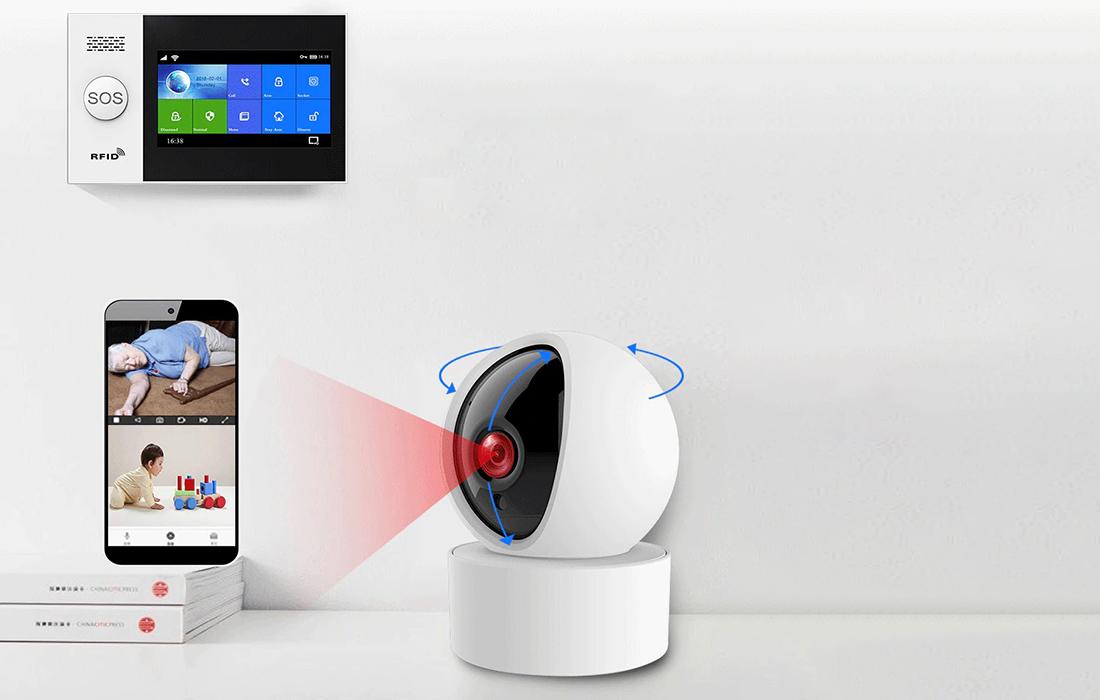 Смарт домашна алармена система PGST PG-107