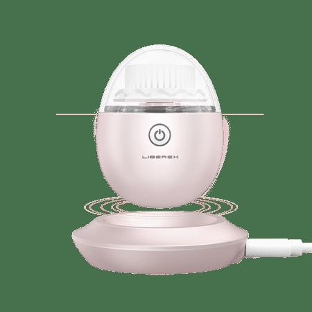 Четка за почистване на лице Liberex, Egg Vibrant