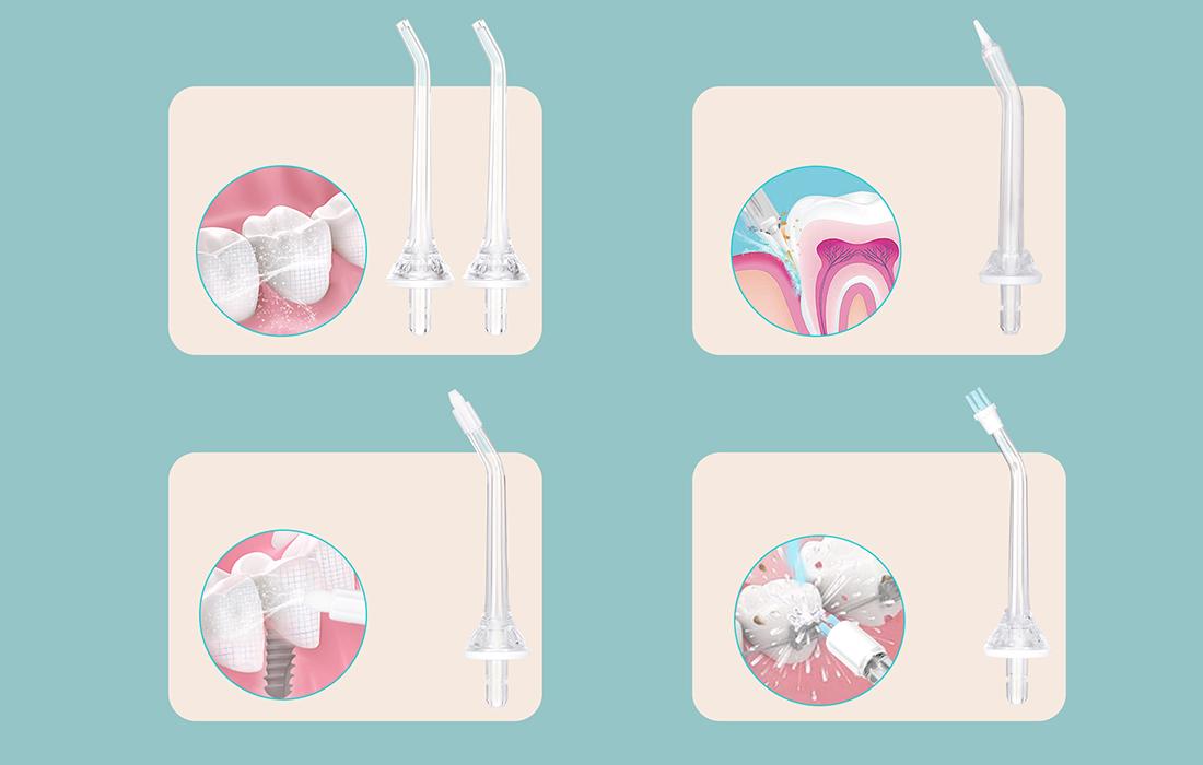 Зъбен душ иригатор Liberex, FC2661