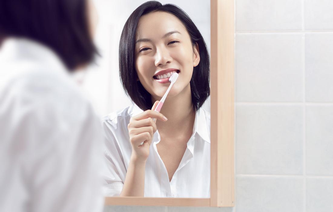 Ръчна четка за зъби Dr.Bei Bass – 4бр.