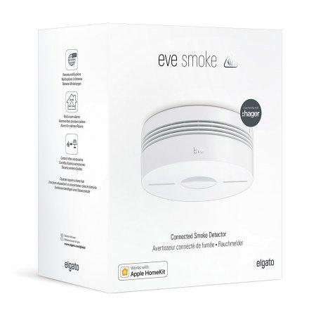 Безжичен детектор за дим ELGATO EVE SMOKE