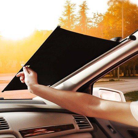 Drones.bg Сенник Baseus Auto close за предно стъкло на автомобил, до 64см