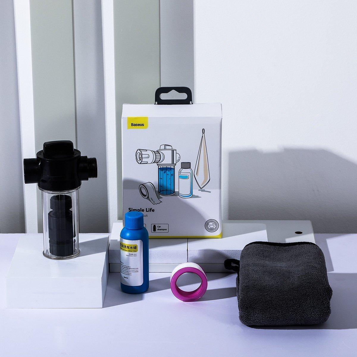 Комплект за измиване Baseus Simple Life Car Wash