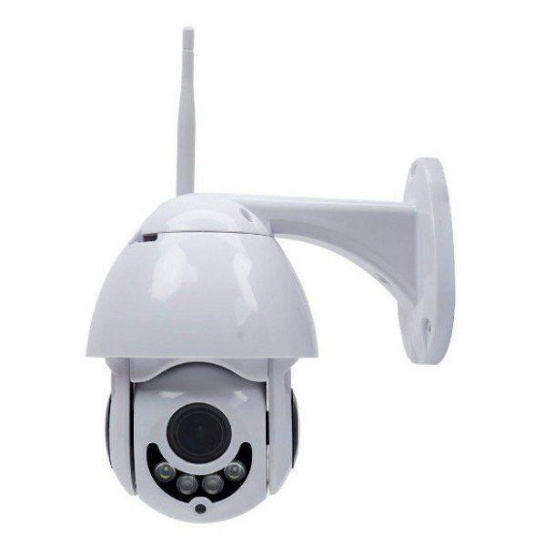 Външна камера 360° WIFI FULL HD, водоустойчива 5MP 1080P