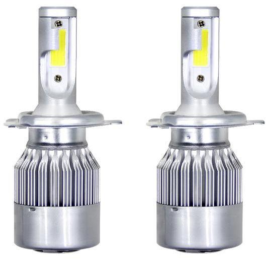 LED крушки H4 автомобил