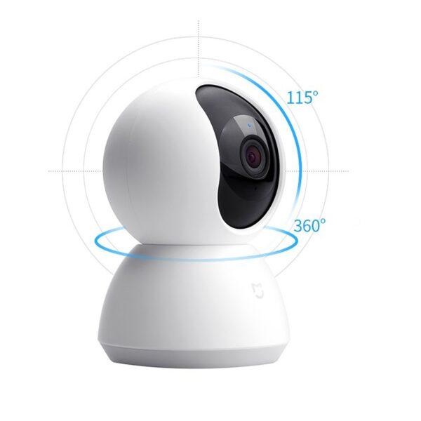 IP камера (бебефон) 360°