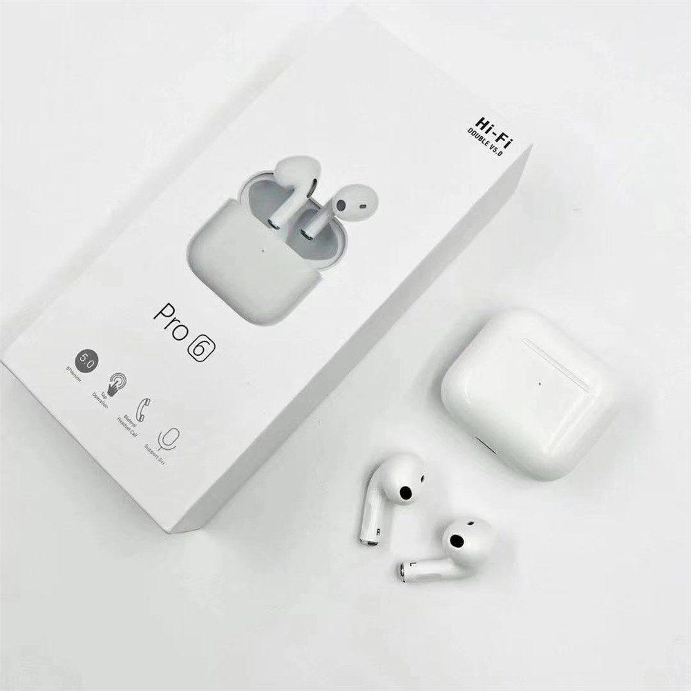 Безжични слушалки Air Pods Pro 6