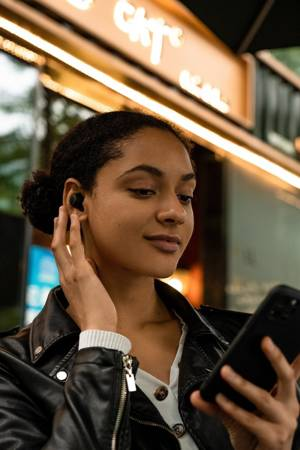 Безжични слушалки Edifier X3, TWS, aptX